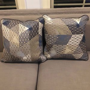 Brand new Miskelly Decorative Couch cushions